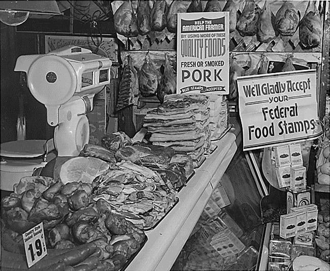 Restrictions On Food Stamps Debate