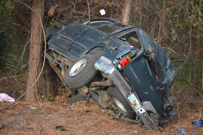 ford wreck