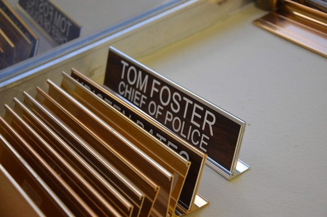tom foster manager