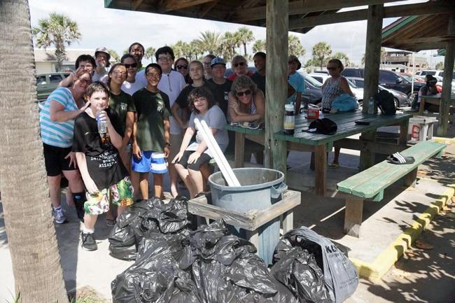 fpc beach clean-up