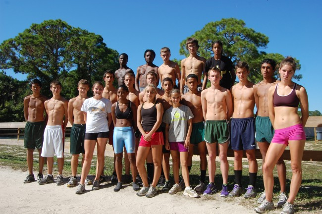 fpc cross-country team 2010