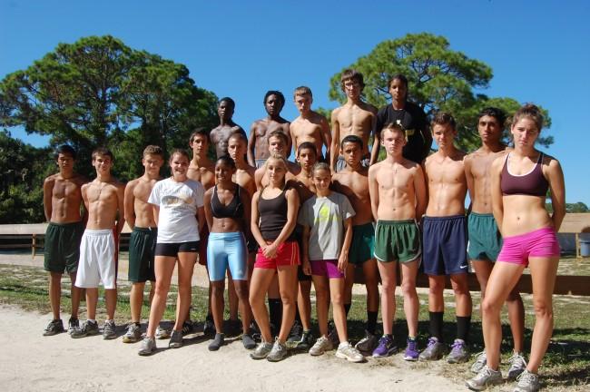 fpc cross-country team 2010