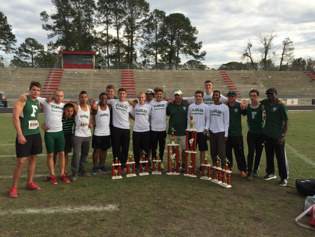 flagler palm coast high school bob hayes track meet winners