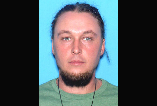 Frank Goggans is the last remaining suspect at larger in the alleged gang rape of a woman at the Cowart Hunting Camp in March.