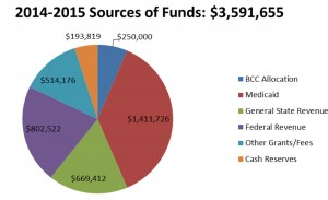 flagler health department funding sources