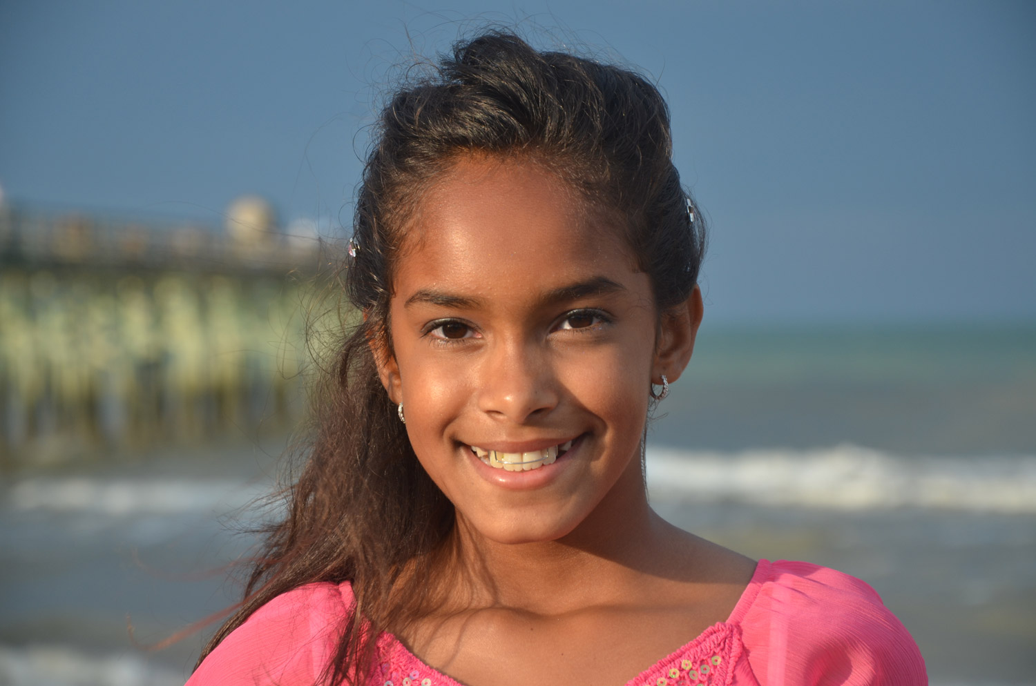 Gabrielle Wong Little Miss Flagler County Contestant