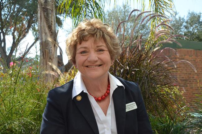 Flagler County Clerk of Court Gail Wadsworth. (© FlaglerLive)