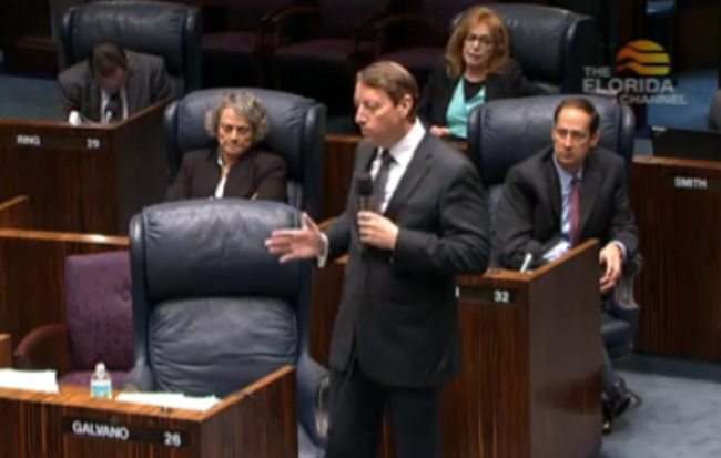 galvano special session redistricting