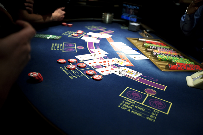 casino table games in florida