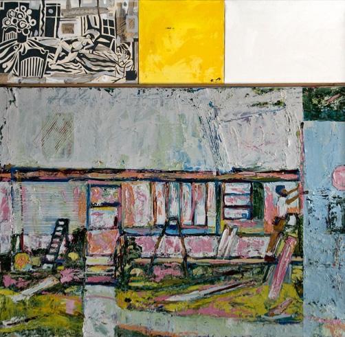 Tom Gargiulo's 'The Builder.'