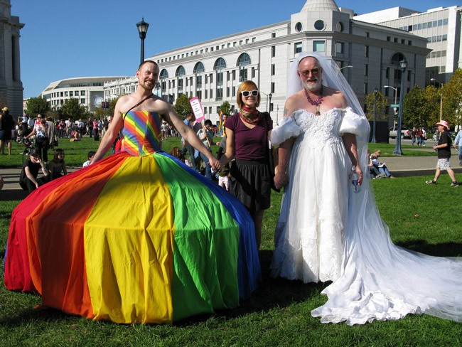 We're all San Francisco: the Supreme Court legalizes gay marriage nationwide.