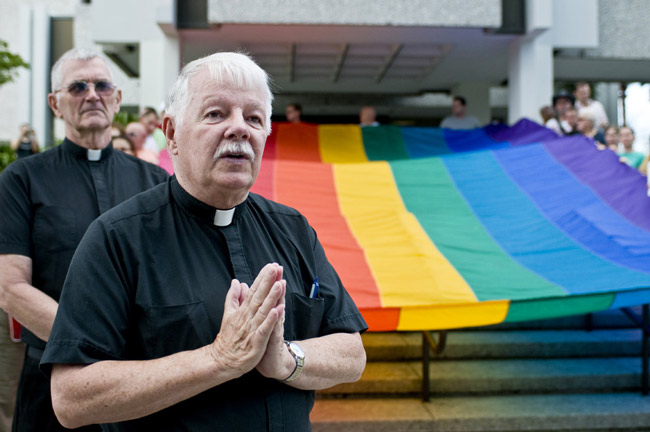 gay marriage and clergy in Florida law