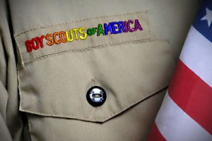 gay boy scouts bans bigotry