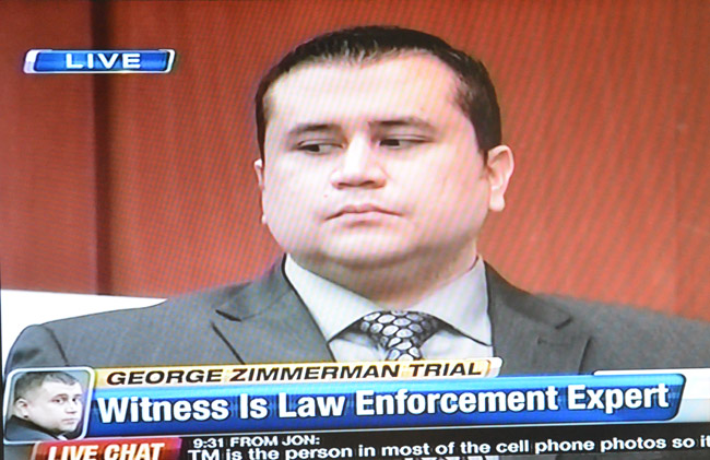 george zimmerman auction gun trayvon martin