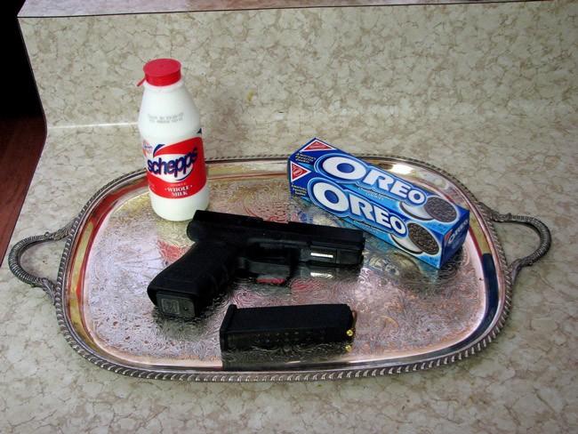 guns glocks