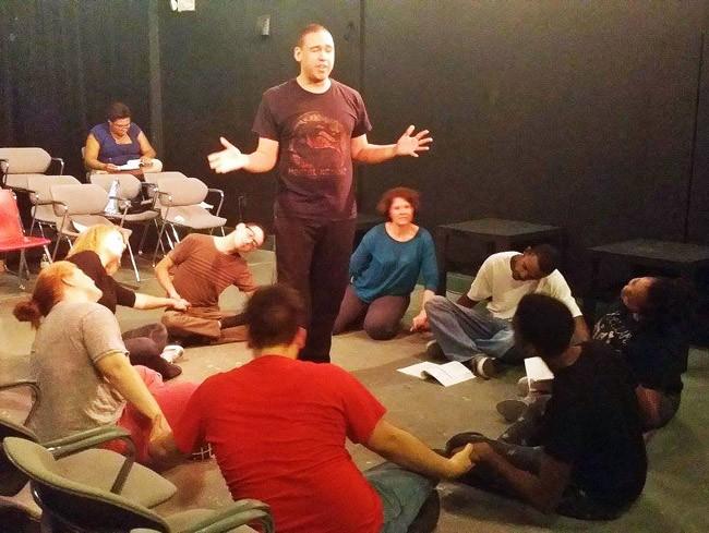 city repertory theatre