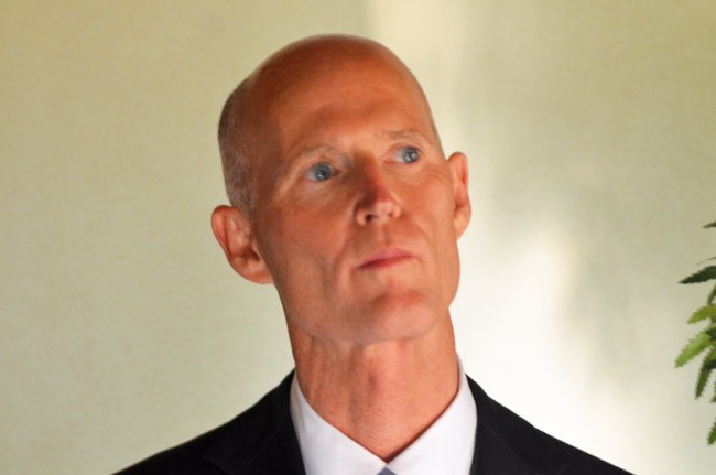 gov. rick scott net worth