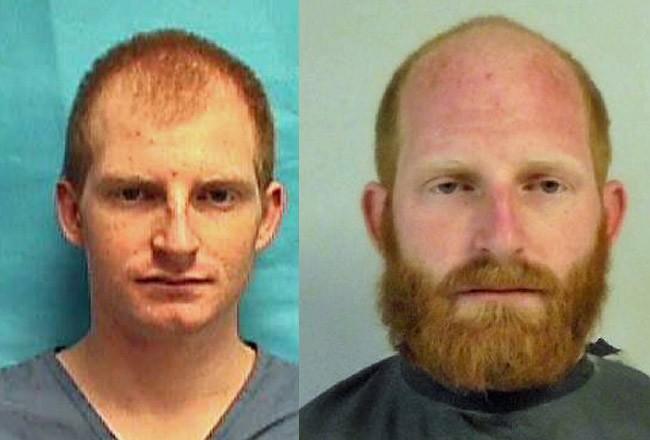 Grant Gieger arrests