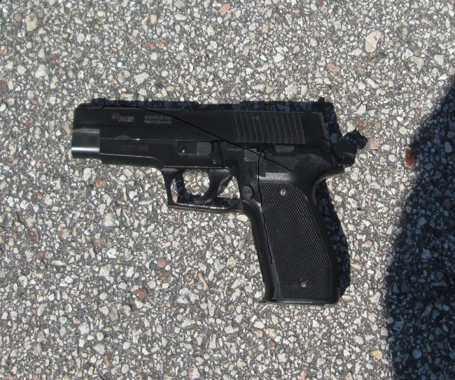 toy gun suicide by cop