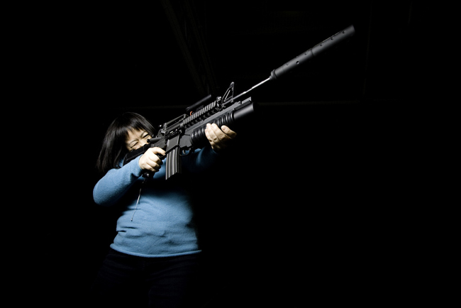 Why not research gun safety and gun-violence prevention? (Terence T.S. Tam)