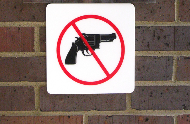 gun-free school zones guns prohibition florida law