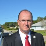 Kevin Guthrie was Flagler County's emergency management chief from 2013 to early 2016. (© FlaglerLive)