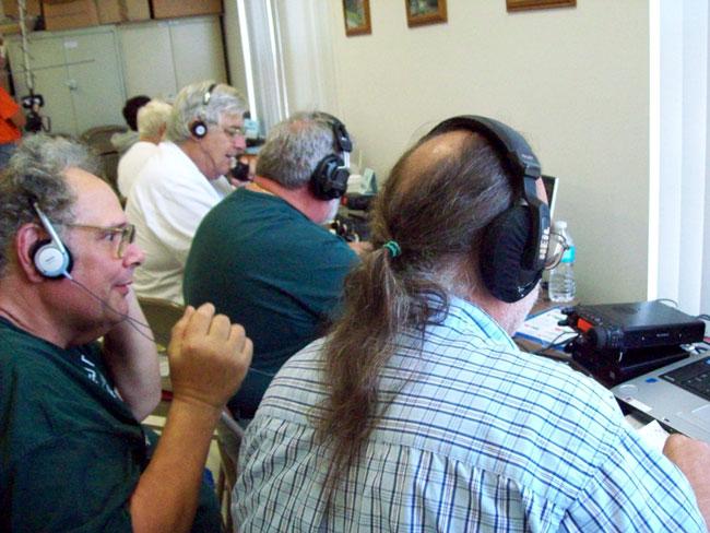 Seaside tsunami amateur radio club