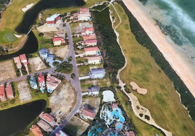 Repairing the dunes along the Hammock Beach golf course is a critical part of the county's broader dunes-reconstruction project, but it's also the only part of the project yet to be cleared for construction.