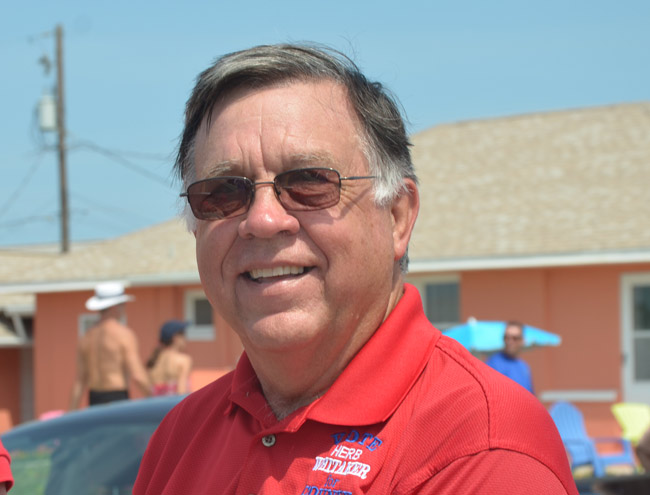 herb whitaker flagler county commission elections district 5 george hanns