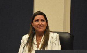 Mayor Milissa Holland. (© FlaglerLive)