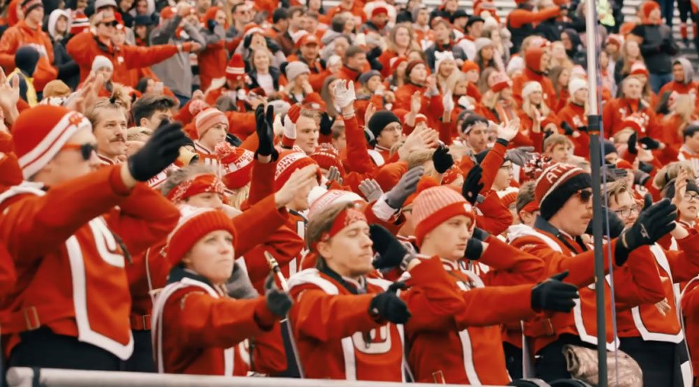 An image from the University of Wisconsin-Madison Homecoming Committee.