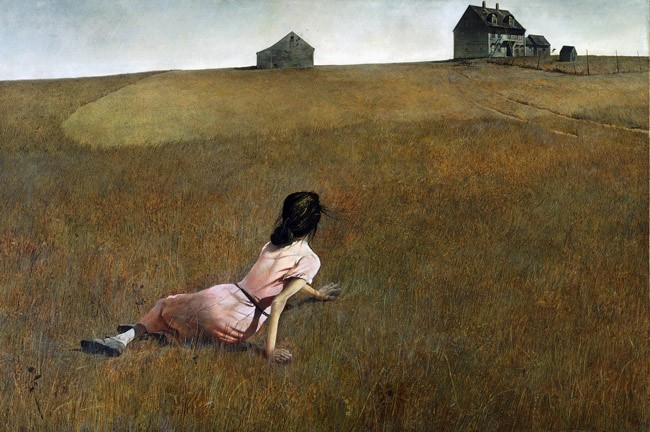 christina s world Explore jamie cline's board christina's world on pinterest | see more ideas about andrew wyeth, art gallery and art images.