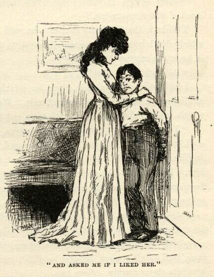 huckleberry finn e.w. kemble illustrations chapter 18