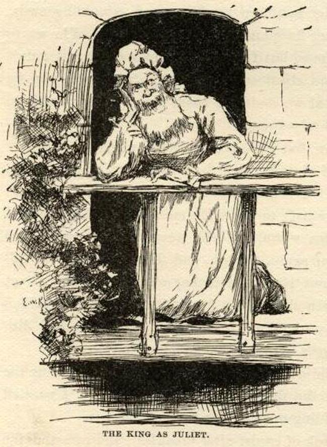 huckleberry finn mark twain chapter 20 e.w.kemble illustrations