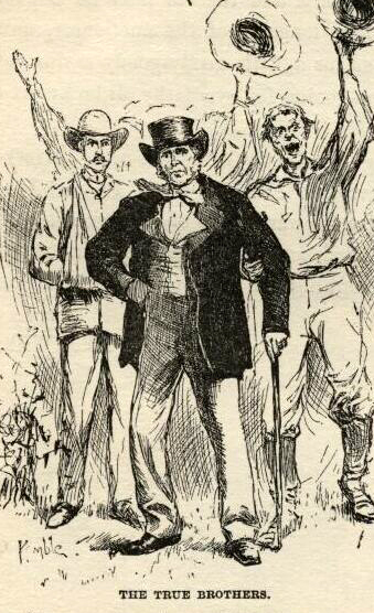 """huck finn escape Huck finn: literal, realistic, practical  huckleberry finn out of the hands of school children every year, despite its strong anti-slavery, pro-brotherhood message, because it happens to mention the word 'nigger' about 200 times  helping a slave to escape""""."""