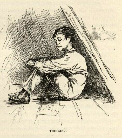a dissertation of mark twains lost manuscript of the adventures of huckleberry finn The adventures of huckleberry finn by mark twain became a darker elegy for a lost of huckleberry finn began as a manuscript originally entitled.
