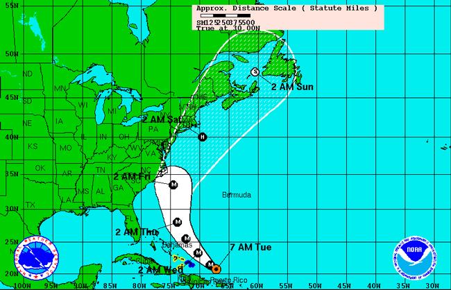 hurricane earl august september 2010 noaa location wind flaglerlive
