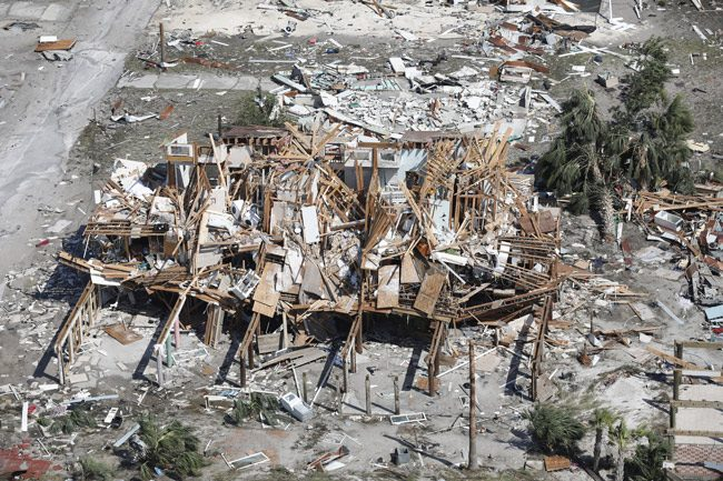 hurricane michael chad boda