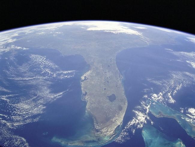 hurricane florida direct hit