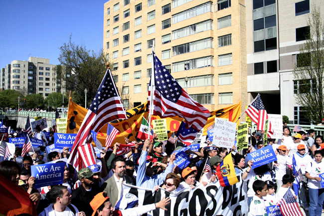 They are America. (Fredo Alvarez)