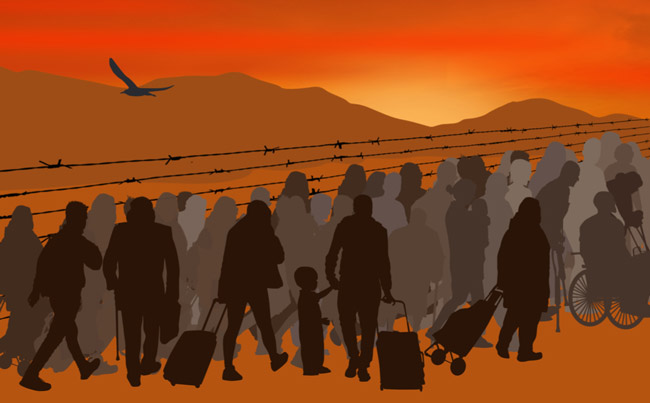 immigrants central america