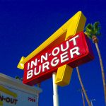 In-N-Out Burger, the 75-year-old California chain, starts its employees at over $13 an hour. It does not have $20 burgers. (Mike Mozart)