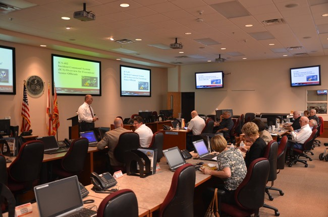 kevin guthrie emergency management flagler training