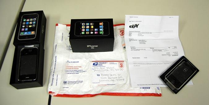 iphone knock-off phones scam