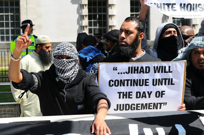 islamist terrorists extremists tony blair
