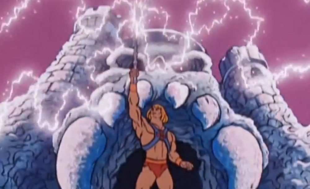 "A Flagler County Sheriff deputy said he was referring to a 1980s ""He-Man"" cartoon when his words were mis-interpreted by other deputies. He said he'd repeated the cartoon's famous line, ""I've got the power."" Deputies said they'd heard him say ""white power."""