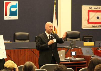 The flagship programs have been Superintendent Jacob Oliva's signature initiative. (© FlaglerLive)