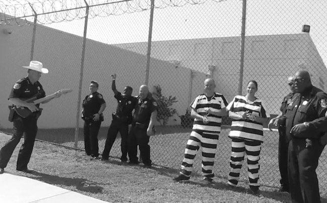 jailhouse rock flagler sheriff