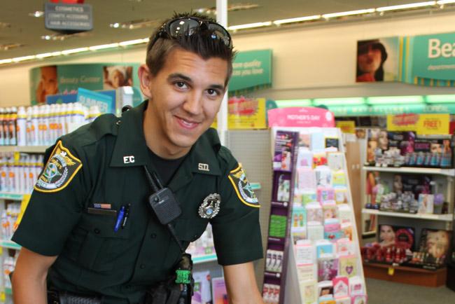 deputy james gore