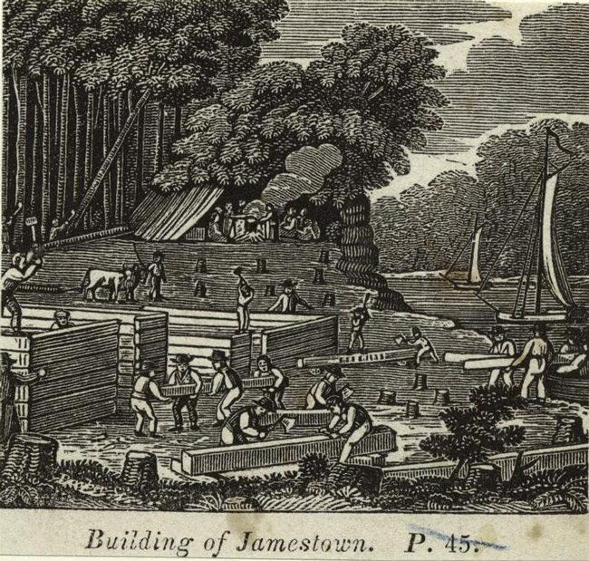 jamestown founding